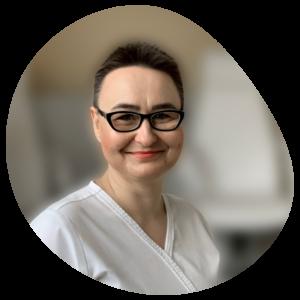 Beata Petrova - właścicielka gabinetu kosmetycznego PETROVA