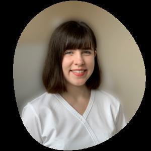 Oliwia Wasowska - pracownica gabinetu kosmetycznego PETROVA