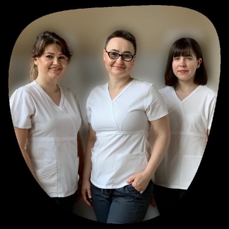 Gabinet kosmetyczny Petrova - Zespol kterapeutek Warszawa